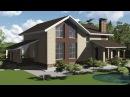 Ролик 3D Визуализации дома