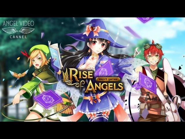 Rise of Angels - Обзор,Первый взгляд