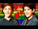 Первый гей в Дисней сериале, играющий главную роль Сериал Энди Мэк Andi Mack Cyrus/J...