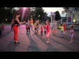 Танцевальный урок по Диско от Юлианы Гарифовой в парке Покровский