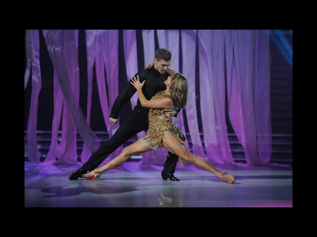 Наталья Могилевская и Игорь Кузьменко — Румба - Танці з зірками - 29.10.2017