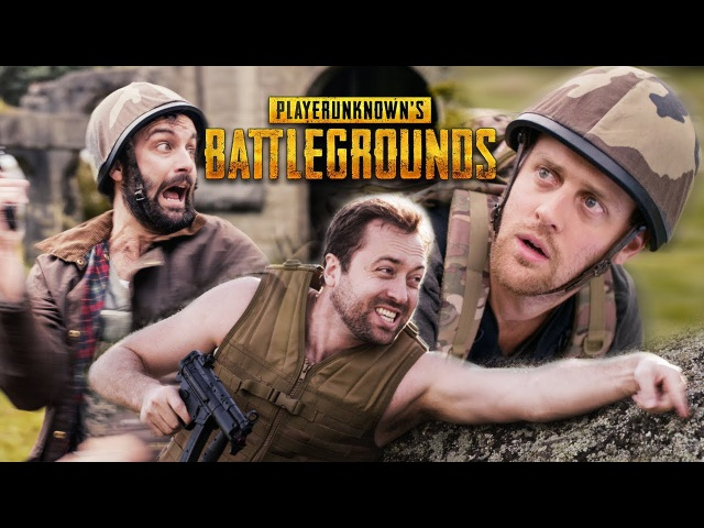 PUBG Logic Supercut (funny skits about player unknowns battlegrounds) | Viva La Dirt League (VLDL)
