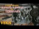 Cara Pasang Rantai Kamrat Dan Bagian Maghnet Yamaha Vega BENGKEL MOTOR BRAIN