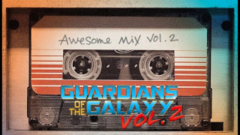 Guardians of the Galaxy - Awesome Mix Vol 2 ( Original Soundtrack)