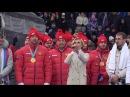 Полина Гагарина - Нас миллионы ! Митинг в поддержку Владимира Путина