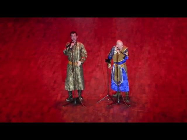 Тюргэн Кам - Инь - Ян (сэмплы: Enigma, Altan Urag)