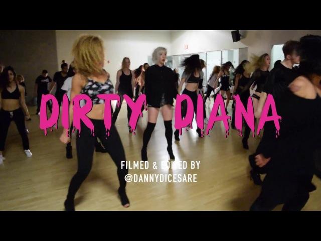 Dirty Diana Sheryl Murakami