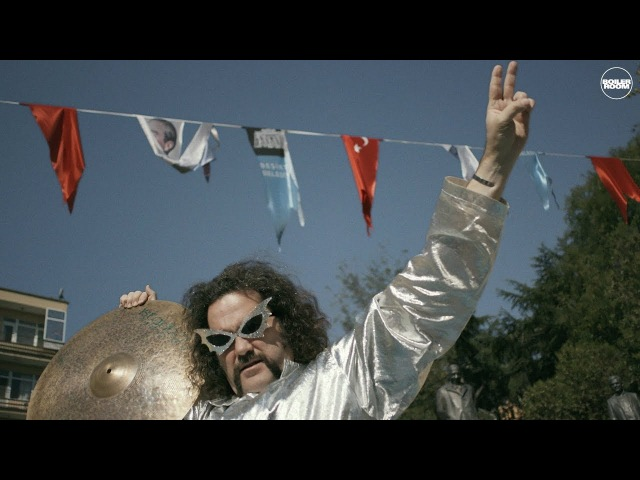 Istanbul Psychedelia: BaBa ZuLa   A Boiler Room Film