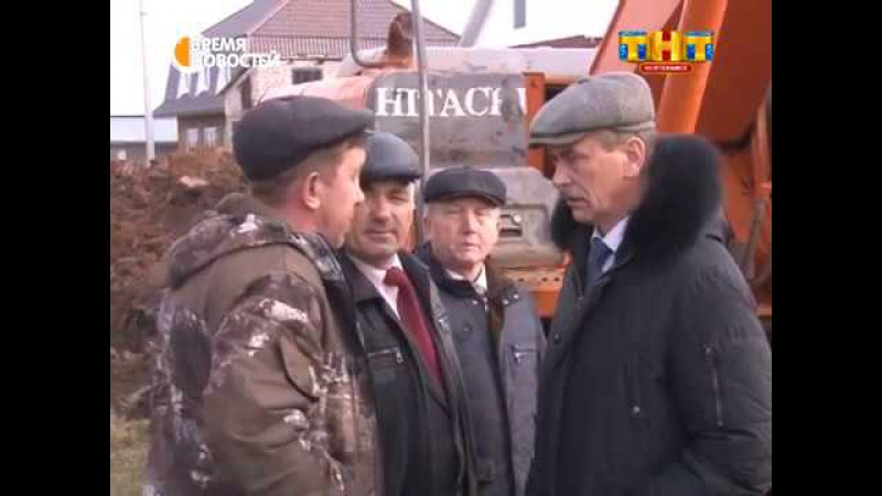 Строительство водопровода в Михайловке вызывает опасения специалистов