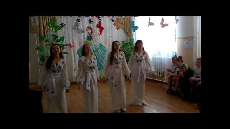 Червона Рута гурт Волошкові мрії