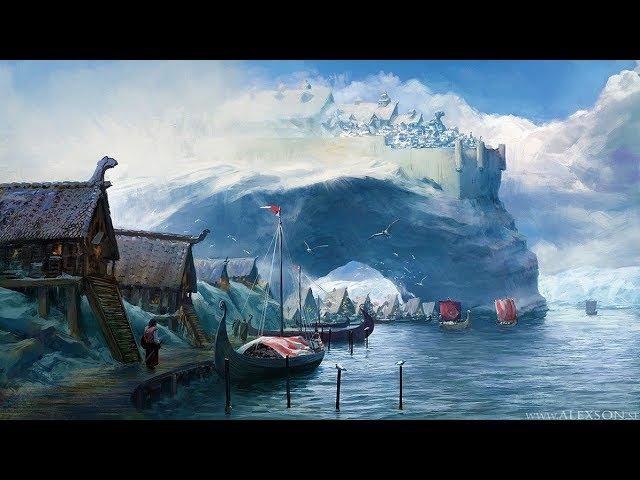 Nordic Folk Music - The Age of the Vikings