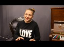 Марина Девятова поёт колыбельную