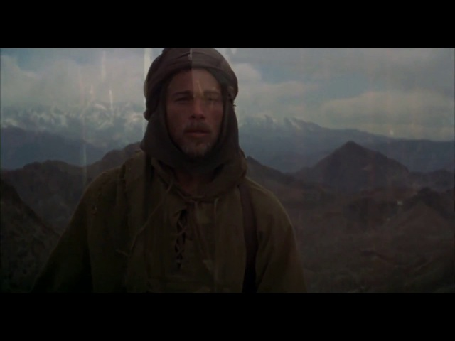 Семь лет в Тибете (Seven Years in Tibet, 1997) - трейлер на русском языке