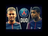 Neymar Jr & Kylian Mbappe ► The Perfect Duo - 2017/18 PSG |HD|
