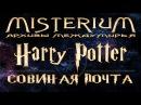 Совиная почта Особенности чародейских сов Misterium Harry Potter