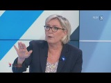 Marine Le Pen accuse Le Monde de cacher que Berg