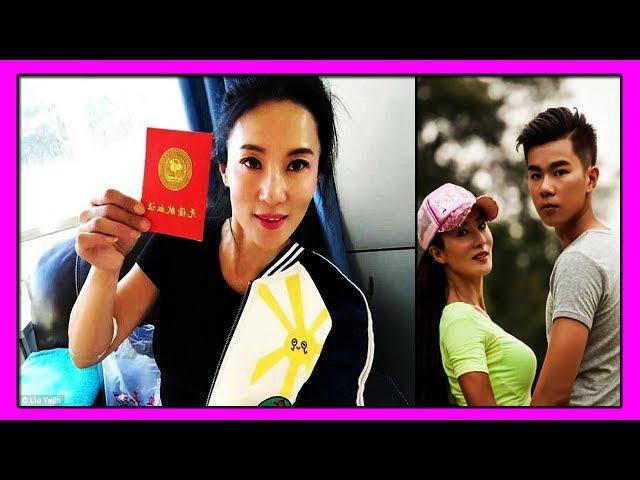 49-летняя Китаянка Лю Елин Ошеломила Людей Своим Юным Видом!