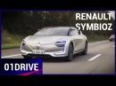 On a roulé à 130 km h et franchi un péage en voiture autonome Renault Symbioz