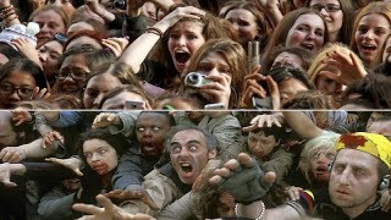 ЗОМБИ Апокалипсис нашего ВРЕМЕНИ / 2 ТИМОФЕЯ 3 ГЛАВА :1-7 / мир катится в ад....
