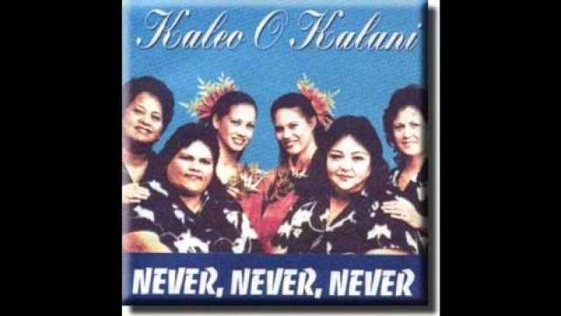 Kaleo O Kalani Sparrow Never,Never,Never (1989)