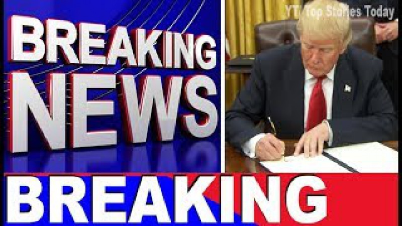 Trump Had ENOUGH! Just Signed a 5-Year Ban….This is HUGE!