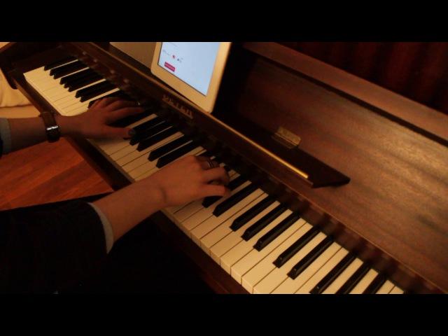 Uğur Akyürek - Aşk İzi piano cover (Aşk Laftan Anlamaz OST)