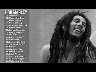 Bob Marley Top Songs - The Best Of Bob Marley - Bob Marley Greatest Hits (Full Album)
