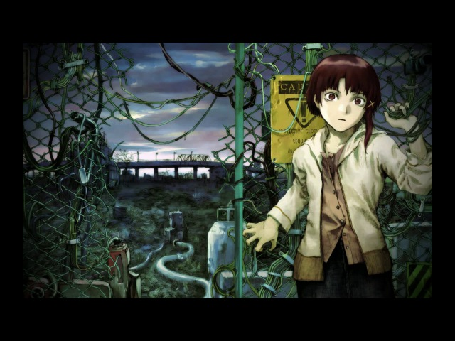 Serial Experiments Lain OST-Island in Video Casset