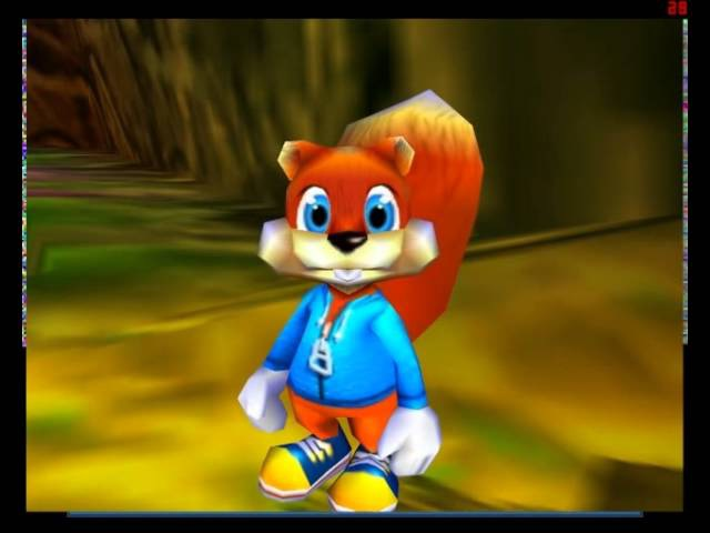Conker's Bad Fur Day - Sunflower Boobs (ENG subtitles)