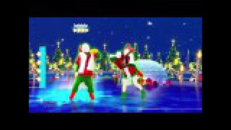 Last Christmas - Santa Clones - Just Dance 2017