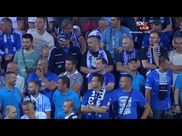 EL FK Željezničar vs AIK Solna 13 07 2017
