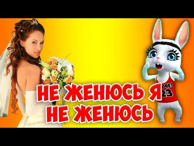 Не женюсь я не женюсь Прикольная заводная песенка переделка ZOOBE Муз Зайка