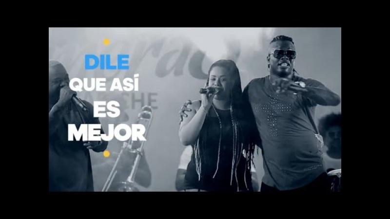 LOS 4 Ft. LOS BARRAZA - ESE HOMBRE - (OFFICIAL VIDEO) CUBATON 2017