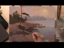 Quick Acrylic Tips for Painting Landscapes from Photos preview