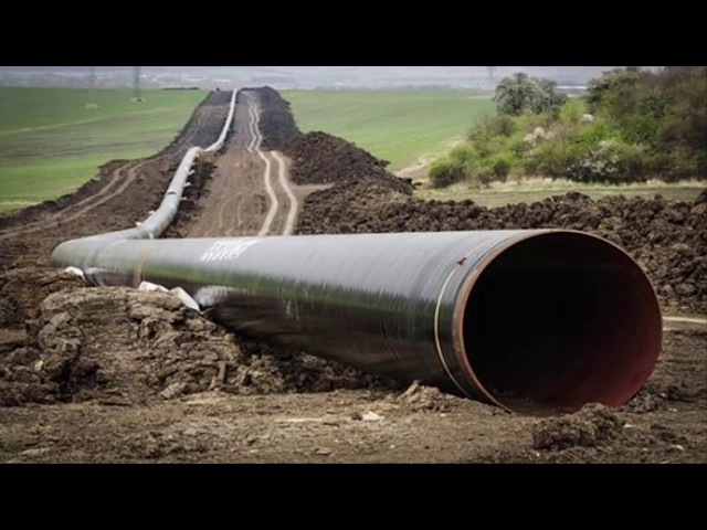 Газпром начал Резать Турецкий поток