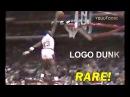 Rookie Michael Jordan - ''Air Jordan Logo'' DUNK! Rare-1985