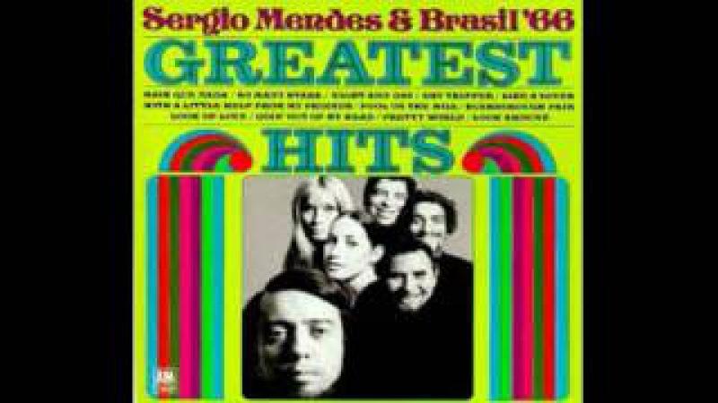 Sergio Mendes Brasil '66 – Greatest Hits - 1970 - full vinyl album