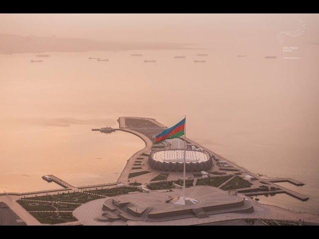 Baku, Azerbaijan through our eyes...