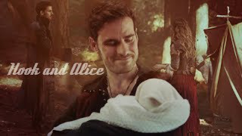 Hook and Alice 🌱 Tilly and Killian | I'm giving you all that matters