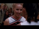 Glee - Santana and Quinn fight 2x01