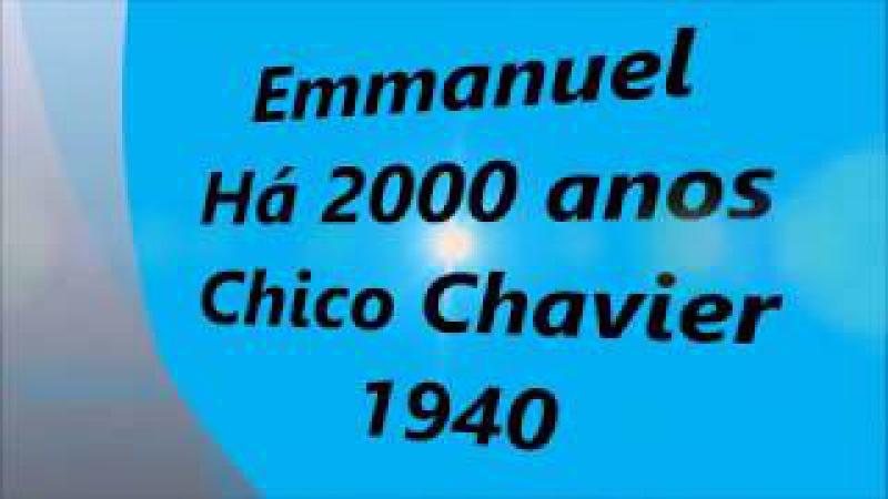 Há 2 mil anos Capítulo 01