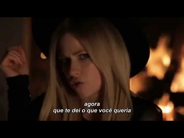 Avril Lavigne - Give You What You Like Legendado (Trilha Sonora de Babysitter's Black Book)