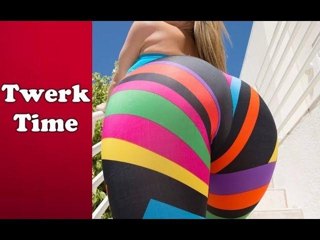 Twerk Time - Тверк тайм Попотряс Booty dance 5