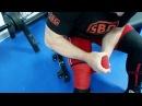 Yuri Belkin техника намотки бинтов the technique of winding the bandages