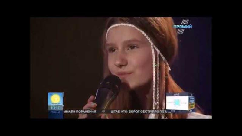 Дарина Галицкая - Янголи (Прямий телеканал)