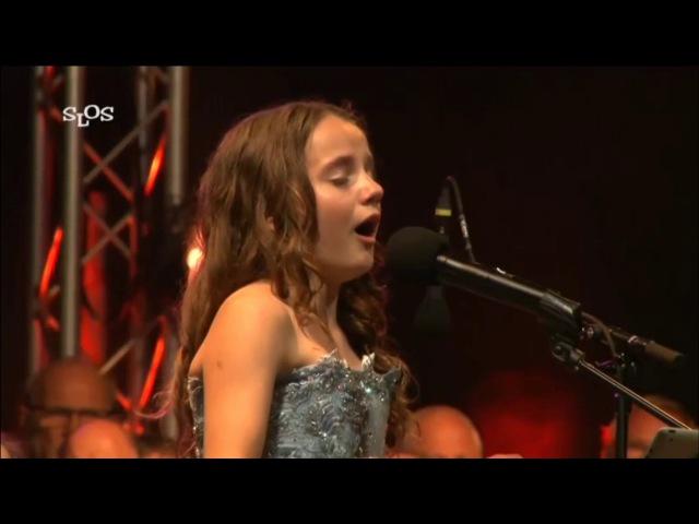 Amira sings Ave Maria (Caccini Vavilov @ Aqua Musica, Steenbergen