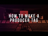 FL Studio 101 - How To Make A Custom Producer Tag  #02 Tutorial by Countach