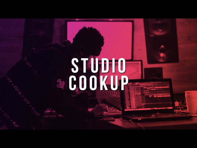 Studio Cookup: Nick Mira (Making A Beat From Scratch) | Ep. 1