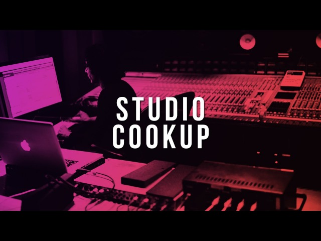 Studio Cookup KC Supreme Making A Beat From Scratch Ep 2
