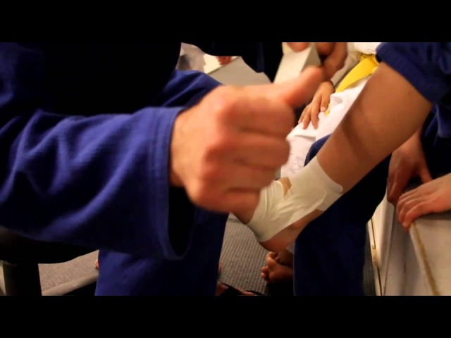 Kurt Osiander Move of the Week - Wrapping Ankle